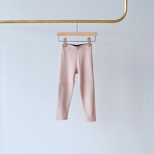 LITTLE CREATIVE FACTORY Dancer's Soft Leggins MAUVE