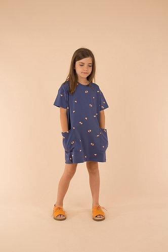 tinycottons le sandwich SS oversized dress