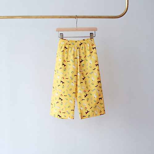 VIVETTA YARA  PANTS YELLOW