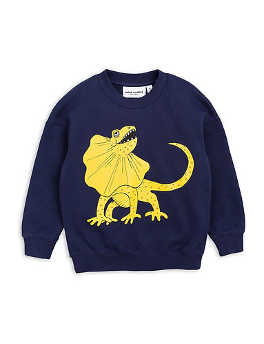 mini rodini DRACO SP SWEATSHIRT NAVY