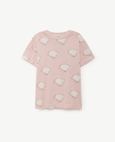 The Animals Observatory ROOSTER T-SHIRT QUARTZ SHELLS
