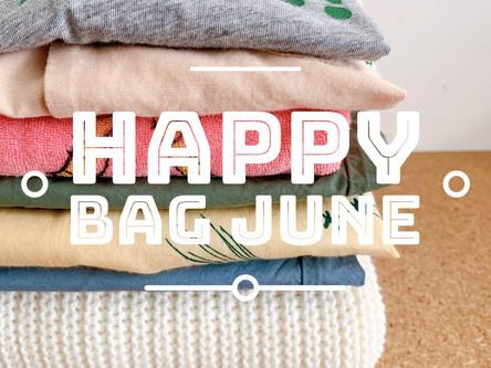 06/17-06/25 HAPPY BAG JUNE 個数限定発売!