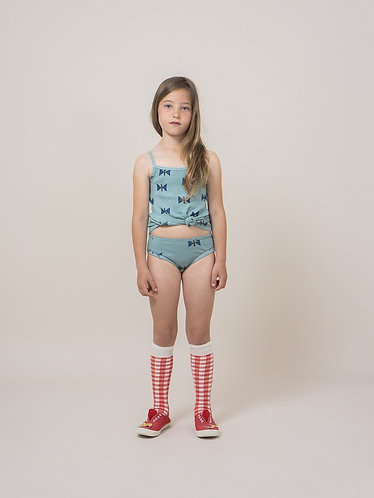 BOBO CHOSES Butterfly T-shirt&Brief set