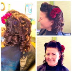 Pinup Curls
