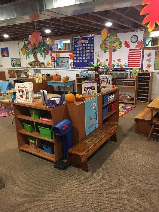 St. Matthew Lutheran Preschool Port Angeles, Washington Preschool Room