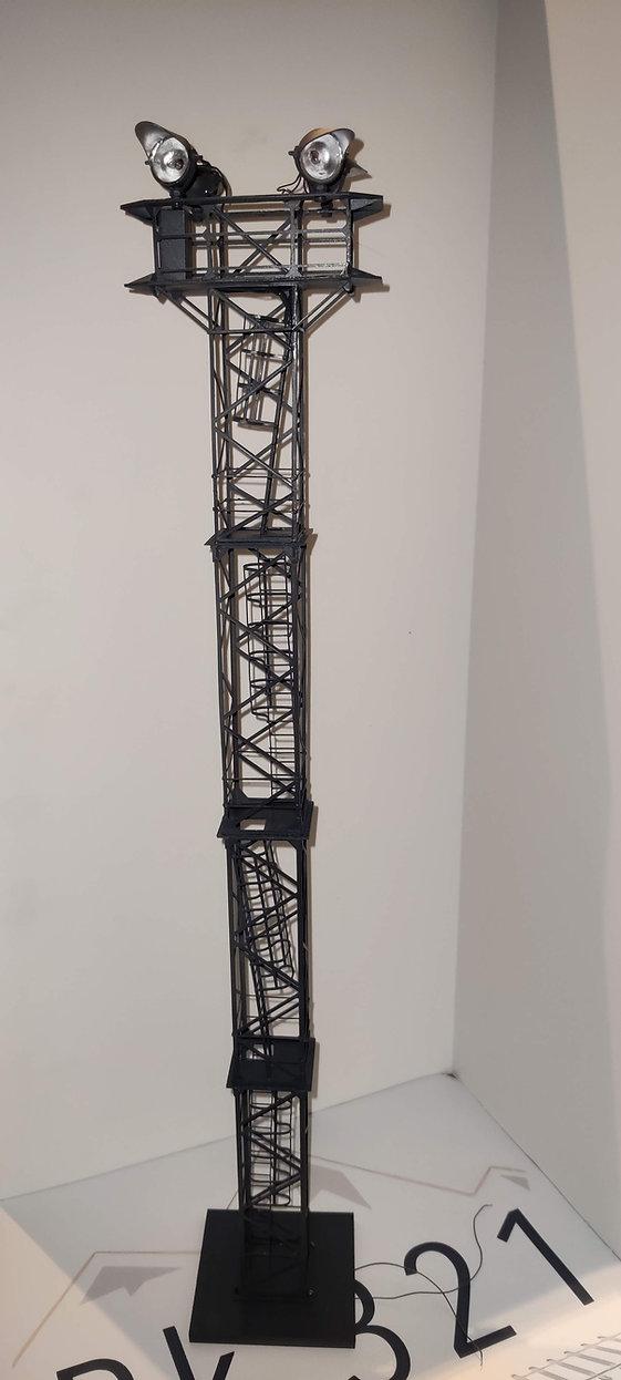 Pylone de Dépot SNCF