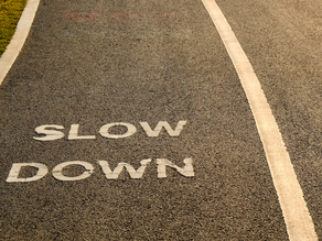 Improve Your Training Series- Slow Down