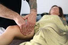 Massage drainant, drainage lymphatique manuel, ludovic thomère, nantes, shiatsu