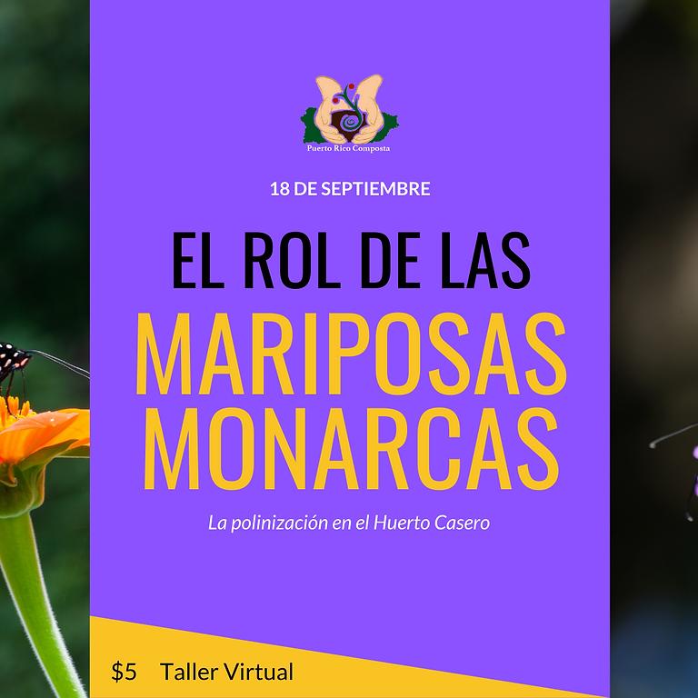 Webinar: El Rol de las Mariposas Monarcas
