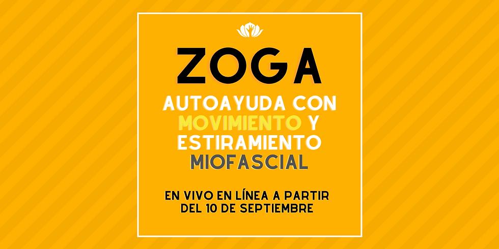 Zoga /  Autoayuda con Movimiento y Estiramiento Miofascial