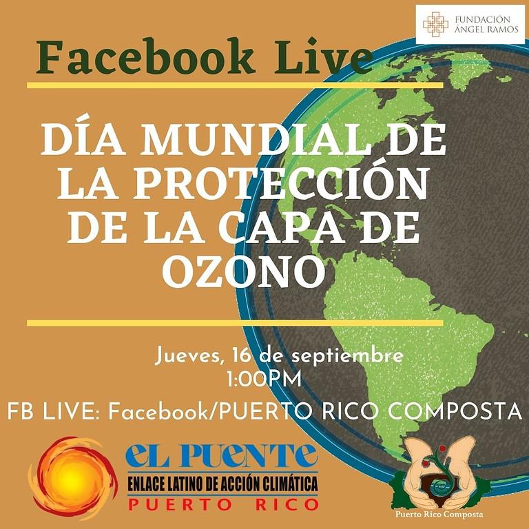 Día Mundial de la protección de la capa de ozono