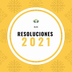 Resoluciones para el 2021