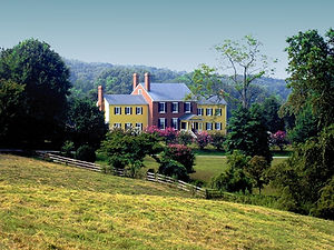 Clover Forest Plantation | America's Authentic and Historic James River Plantation Estate, Goochland County, Central Virginia