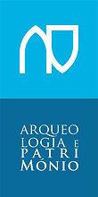 ARQUEOLOGIA E PATRIMONIO LOGOTIPO