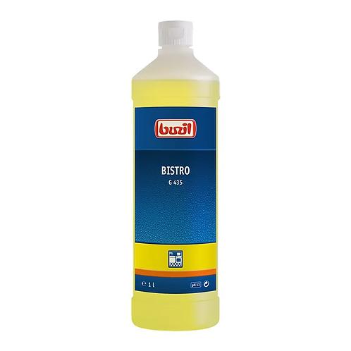 Buzil Bistro 1l Flasche Alkohol/ Glanzreiniger