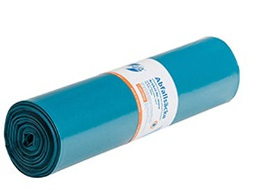 Funny Müllsäcke, blau, 120 Liter, Typ 70 (je Rolle 25 Beutel)