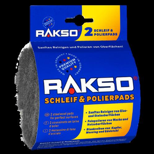 RAKSO Schleif & Polierpads