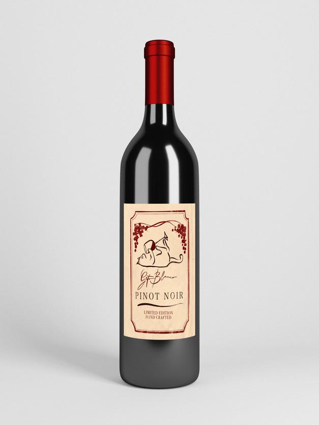 Pinot Noir de Edição Limitada