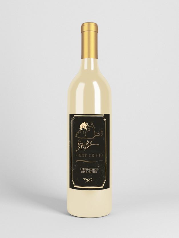 Pinot Grigio de Edição Limitada