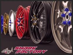 Shark Factory racing wheels
