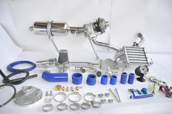 Turbo Charger Kit for Zuma ( 155 through 218 cc )