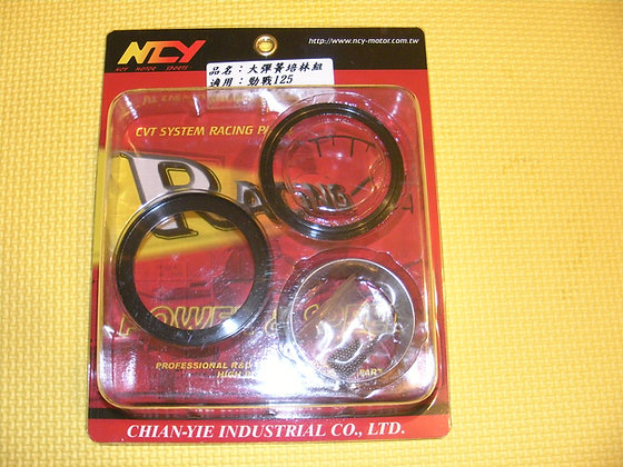 NCY compression spring bearing