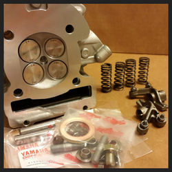 RC-V2 head with 24mm intake valve