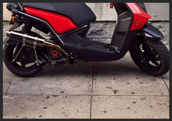 PG Stainless exhaust system