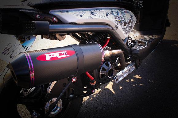 PG U2 Exhaust System