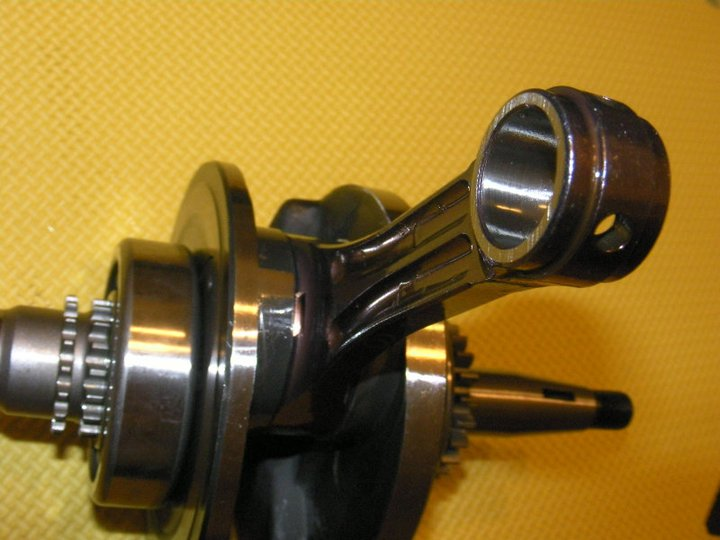 RC +3.2mm stroker crankshaft
