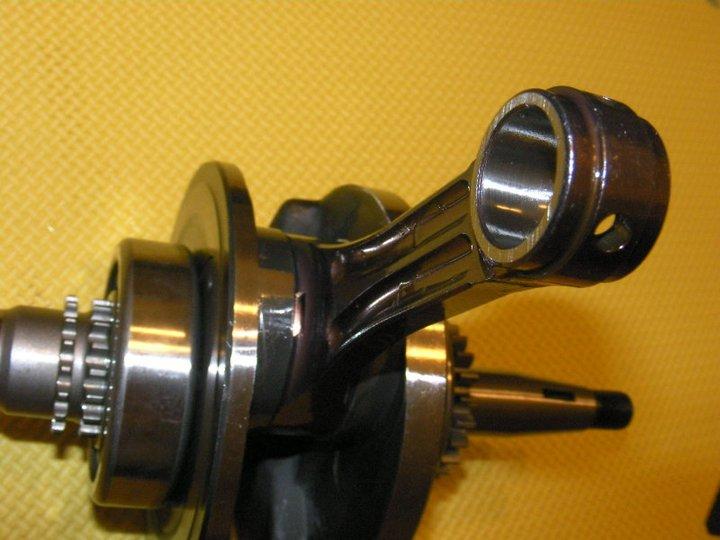 RC +3.2mm stroker crankshaft