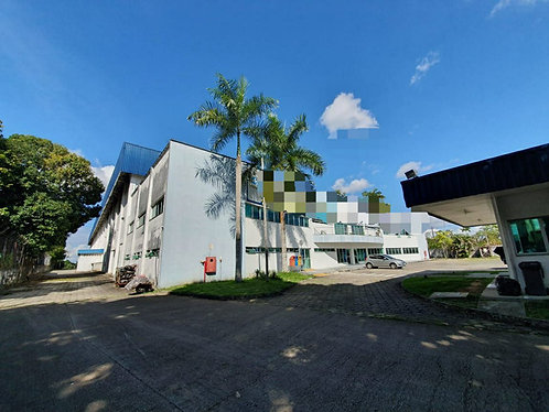 Vende/Aluga-se Galpão com 7319 m² Centro – Manaus.