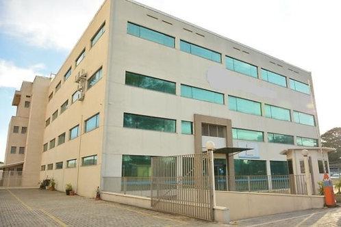 Aluga Prédio no Esplanada com 4.000 m² e 75 vagas de garagem, São J dos Campos