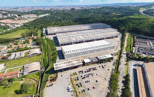 Locação Condomínio Centro Logístico Raposo Tavares SP