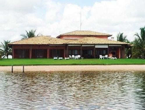 Fazenda a venda em Goiás - Fazenda grande dupla aptidão Gado e Soja/Milho.