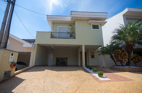 Vende casa 3 dorms + suite em cond. fechado - Piracicamirim, Piracicaba – SP