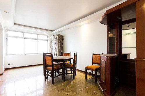 Aluga se Apartamento · 90m2 · 2 Quartos · 1 Vaga - Santana Zona Norte SP