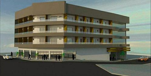 Hotel Novo, Prédio bem localizado (CAMINHO PARA O JALAPÃO) Palmas TO.