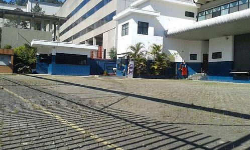 Galpão pré-moldado em Itapevi - Locação - 8292 m²  Área total -  5753 m² AC.