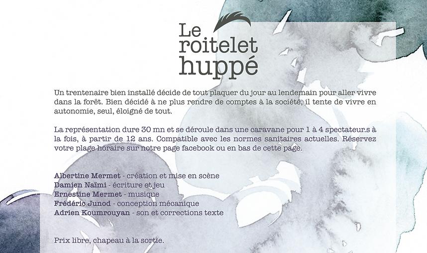 Dates La Boîte à Images, compagnie du Renard Bleu