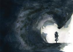 Louise et l'ombre