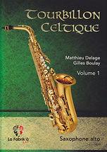 Toubillon Celtiqu Matthieu Delage Saxophone