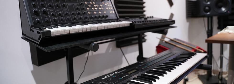 Yamaha / Korg / Synthés