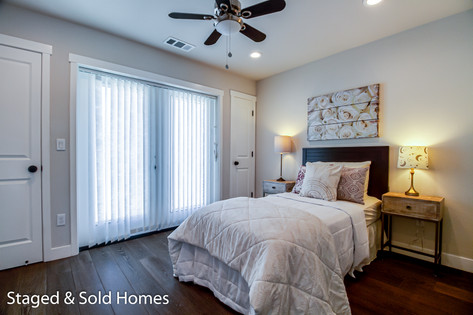 Staged & Sold Homes