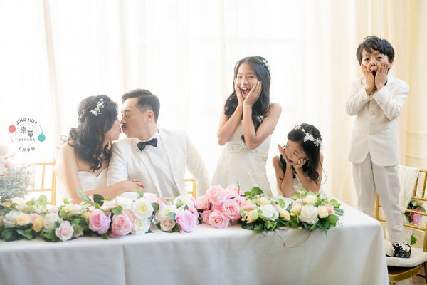 新竹全家福推薦-京華婚紗-驚人的片場主題攝影棚 靜慧媽咪