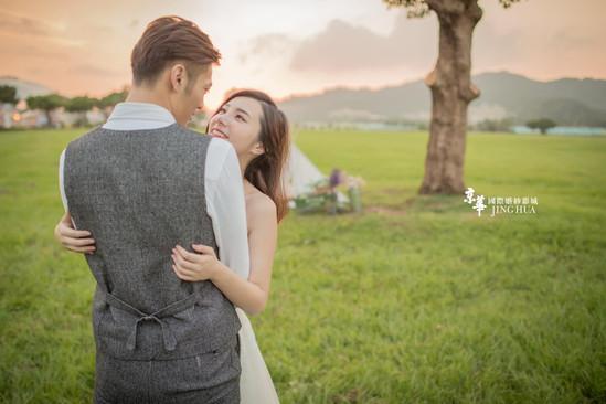 【新竹京華國際婚紗影城】 客製風格