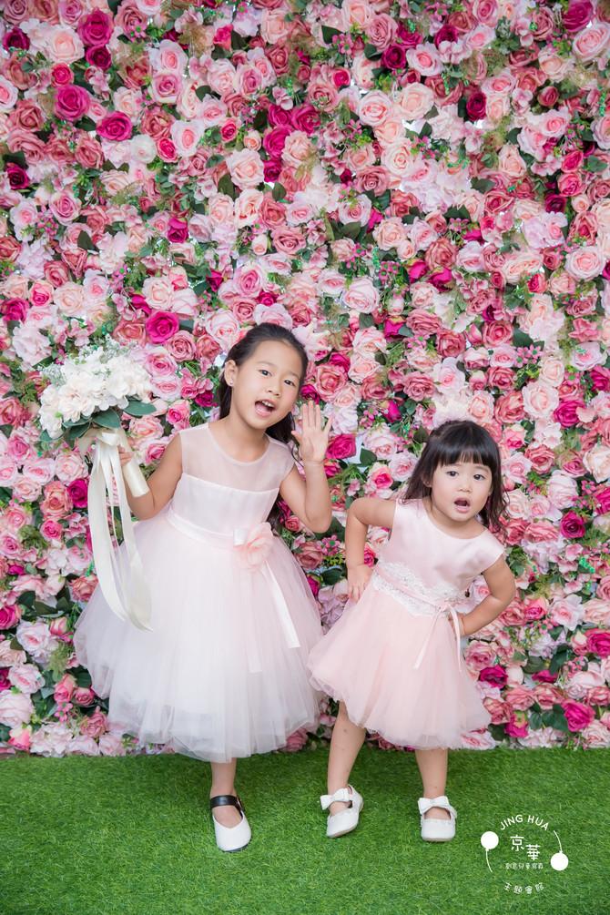 新竹全家福推薦-京華婚紗-驚人的片場主題攝影棚 雅虹媽咪