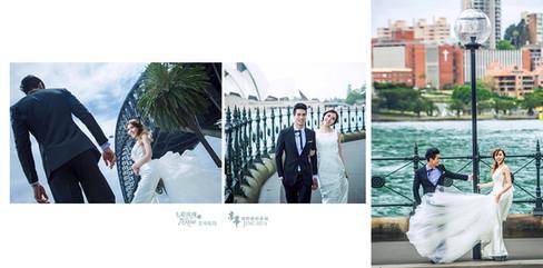 【新竹京華國際婚紗影城】  婚紗攝影旅拍