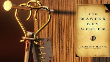 The Master Key System 萬能金鑰 | 矽谷秘傳禁書 | 心想事成的24堂課