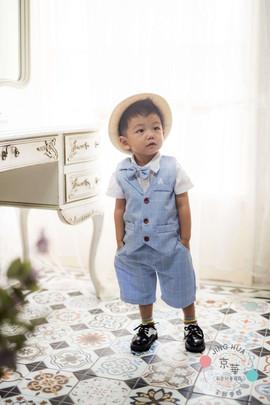 JH京華創意兒童寫真主題會館 l 兒童寫真